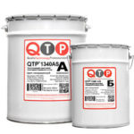 QTP® 1340 AS Токоотводящий химстойкий эпоксидный наливной состав