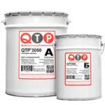 QTP® 3050 Эпоксидная краска водоразбавимая УФ-стойкая глянцевая