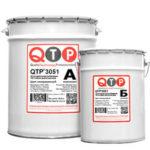 QTP® 3051 Эпоксидная краска водоразбавимая УФ-стойкая матовая
