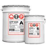 QTP® 2040 Полиуретановый жесткий наливной состав
