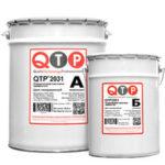 QTP® 2031 Полиуретановый эластичный наливной пол