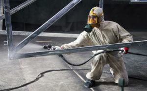 Огнезащита конструкций из металла